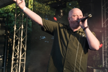 "VNV NATION: ""Anthems"" am 25.05.2013 im Landschaftspark Duisburg"