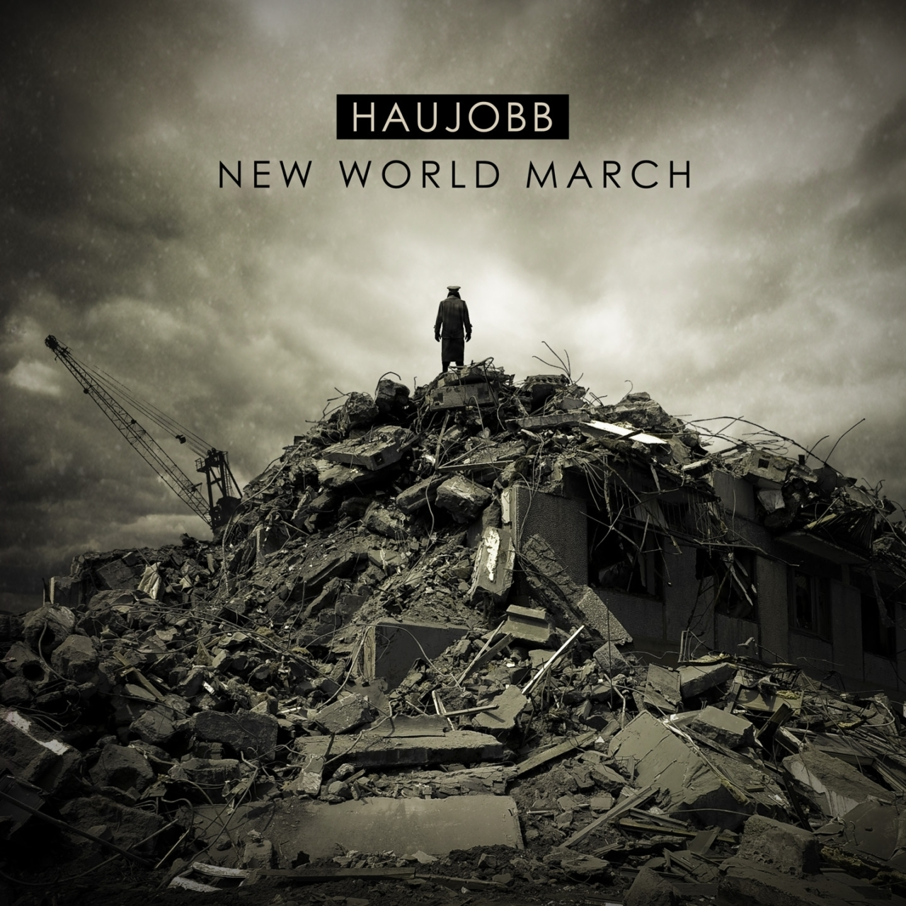 Haujobb - New World March