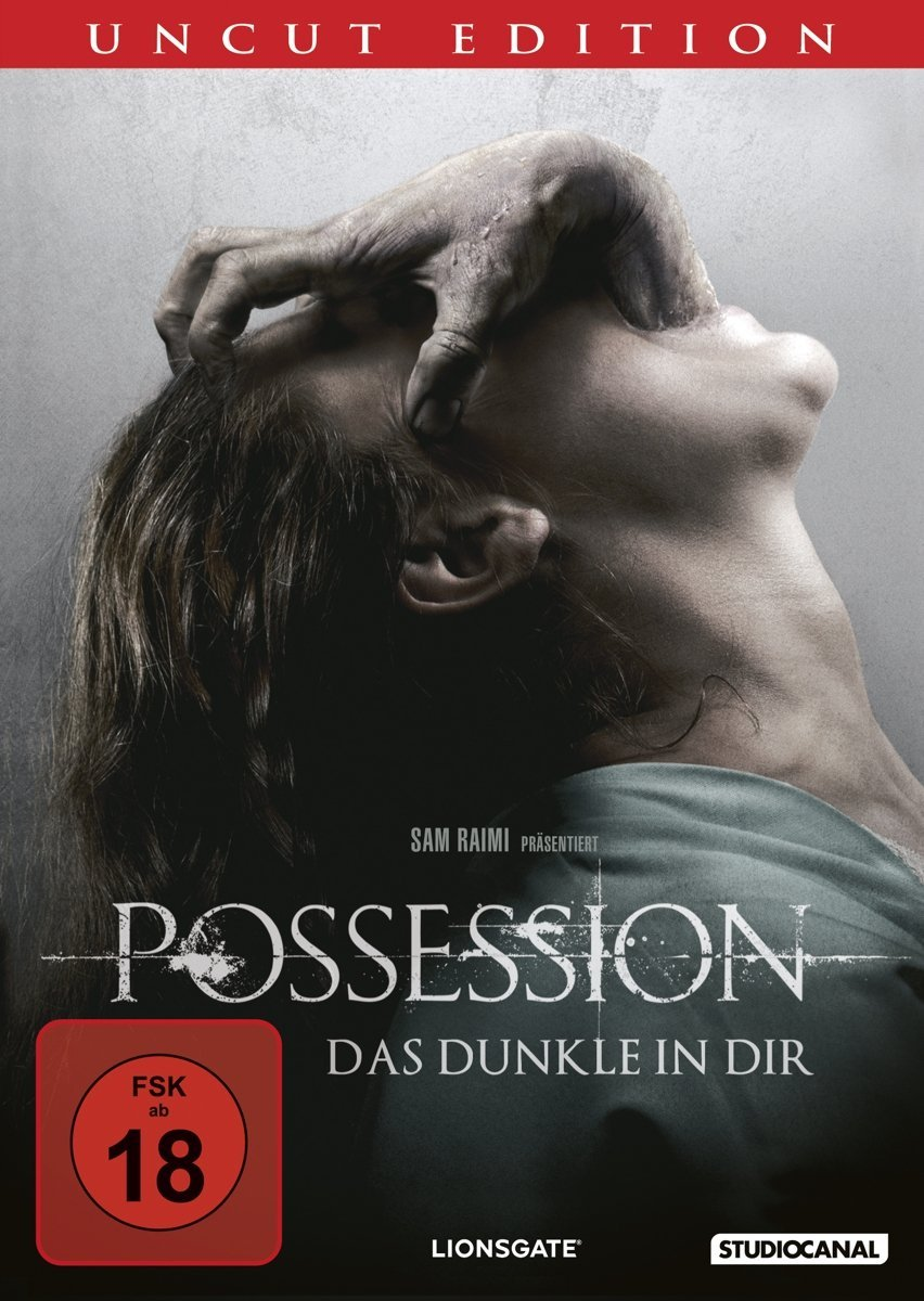 POSSESSION - DAS DUNKLE IN DIR (BLU-RAY)