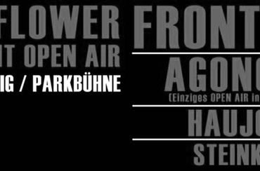 DARKFLOWER: Live Night Open Air 2014 mit Front 242, Haujobb u.a. am 5. Juli