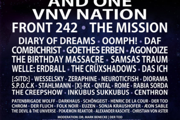 AMPHI FESTIVAL 2015: Neue Zusagen, u.a, The Birthday Massacre, Combichrist
