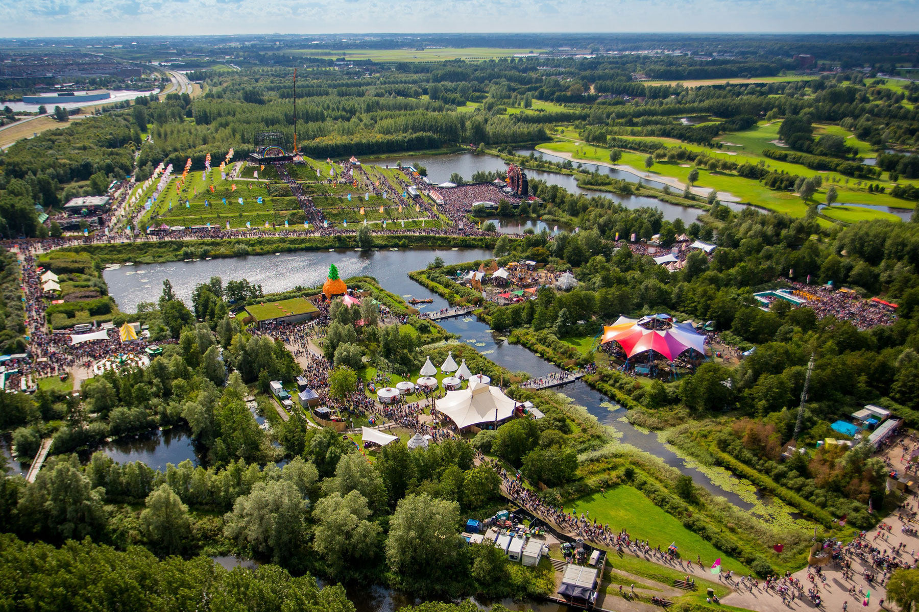 MYSTERYLAND 2015: Das Line-Up im Detail