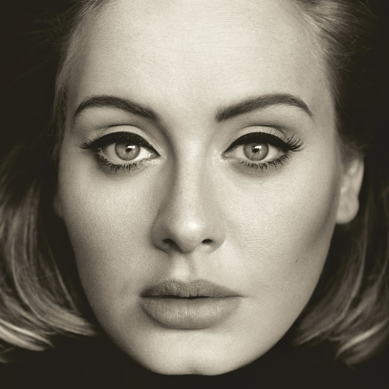 Adele Albumcover ©XLRecordings Beggars Group 2