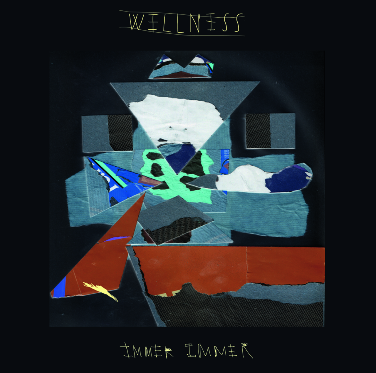 Album Cover Wellness - Immer Immer - CMYK 300dpi