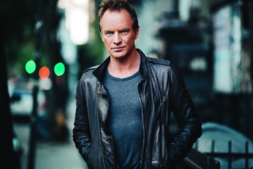 "STING: Neues Album ""57th & 9th"" erscheint am 11. November"