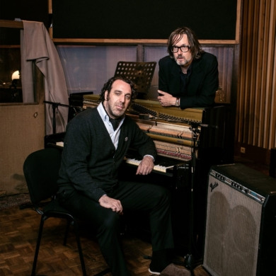 JARVIS COCKER & CHILLY GONZALES - Room 29