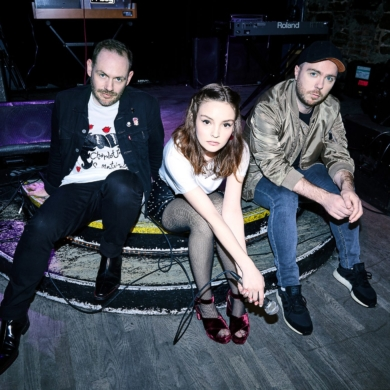 Chvrches Foto von Danny Clinch / Universal Music