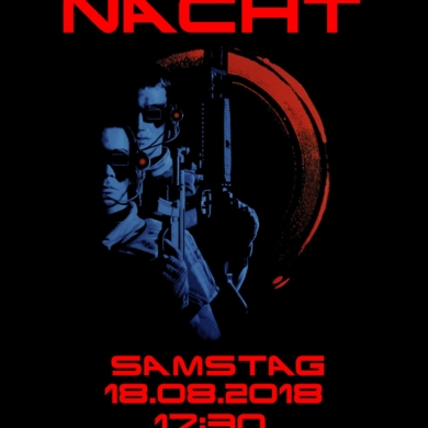 DELPHIN PALAST: 6. Action-Nacht am 18. August, u.a. mit Universal Soldier