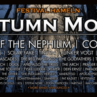 AUTUMN MOON FESTIVAL 2018: LINE-UP UND INFOS