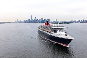 QUEEN MARY 2: Transatlantik-Passage mit dem English National Ballet im August 2019